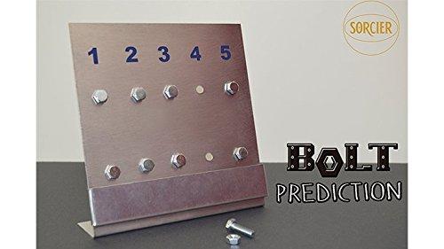SOLOMAGIA Bolt Protiction by Sorcier Magic - Stage Magic - Zaubertricks und Props