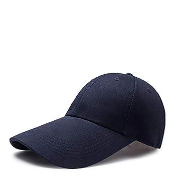 70ab8c1c178 Amazon.com  HeroStore None Unisex 11CM Lengthen Brim Golf Caps ...