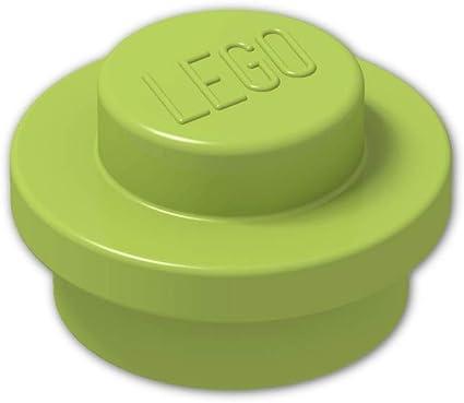 Amazon.com: LEGO Partes: placa redonda 1 x 1 (paquete de 8 ...
