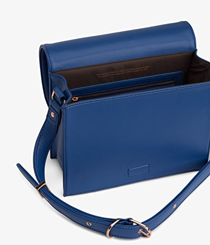 Nat Handbag Blue Mystic Matt Calla Loom amp; Collection 6tWq58w