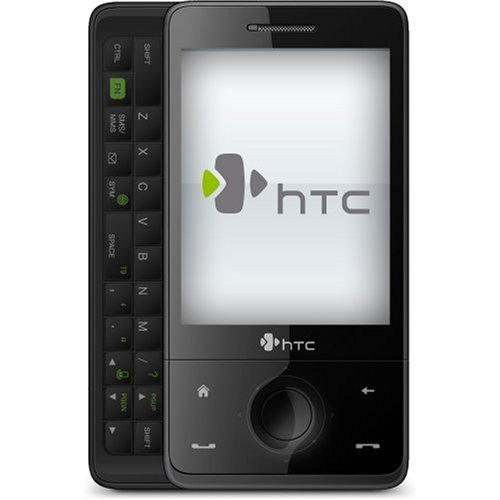 HTC Touch Pro Unlocked Phone with 3.2 MP Camera, Windows Mobile 6.1, Wi-Fi, GPS, and MicroSD Slot-International Version with No Warranty (Black)
