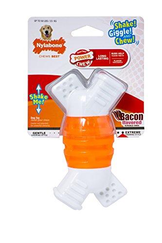 Nylabone Giggle Bone Dog Chew Toy