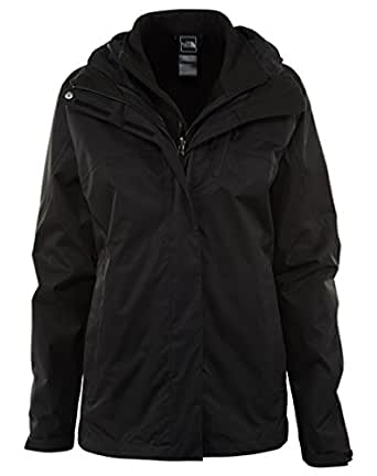 Women's The North Face Condor Triclimate Jacket Black Size X-Small