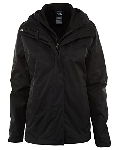 Women's The North Face Condor Triclimate Jacket Black Siz...