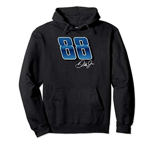 Dale Earnhardt Jr. 88 Blue Hoodie - Apparel