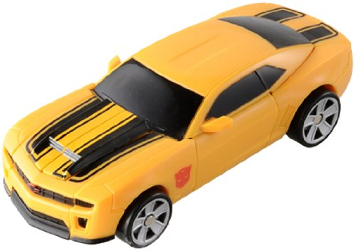 Stealth Bumble Bee - Transformers Stealth Force Basic Vehicle Bumblebee