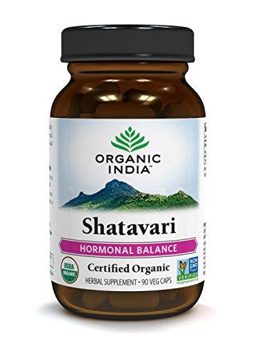 - ORGANIC INDIA SHATAVARI
