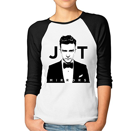 Half Sleeve Women Sport Tshirts With Justin - Justin Timberlake Clothes