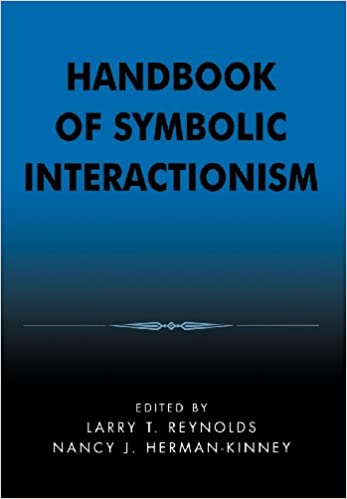 Amazon Handbook Of Symbolic Interactionism 9780759100923