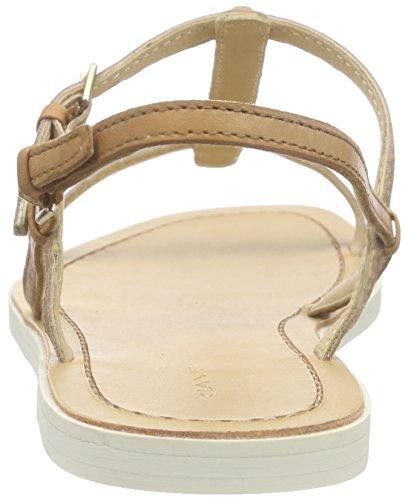 Gant Scarlett Damen T-spangen Sandalen Oro (oro Rosa G23)
