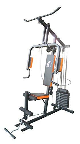 F4H Home Multi Gym ES-403 Toning Body Building Workstation Strength Machine...
