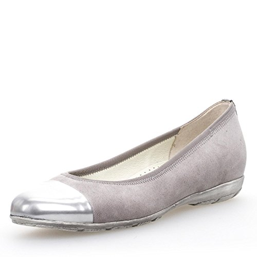 Gabor Women's 84.161.49 Court Shoes Grey Grey Grey Ijhy4