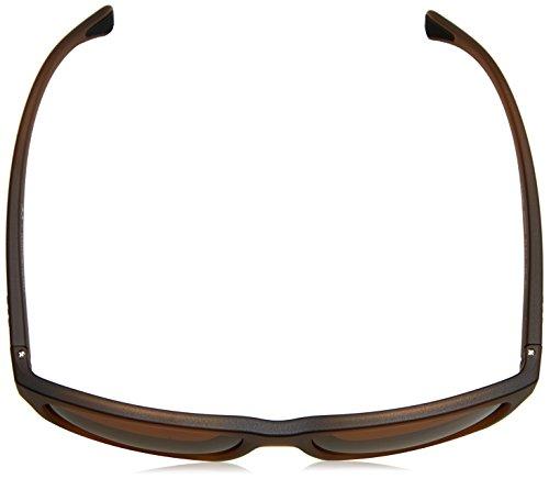 Transparent Emporio Armani 553373 Brown Sonnenbrille EA4081 Matte HIWyUqIrw