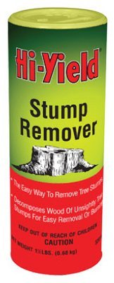 (Hi-Yield Stump Remover)