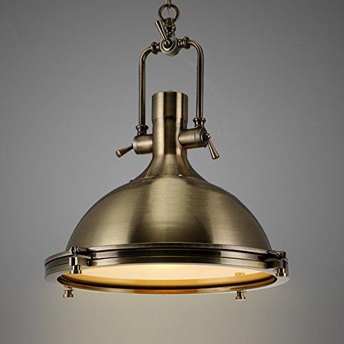 AUTHENTIC Industrial Nautical Pendant Light-LITFAD 16