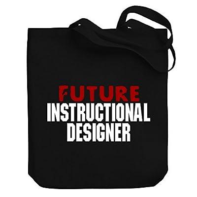 new Teeburon FUTURE Instructional Designer Canvas Tote Bag - canada ... 6f3d0194124b6