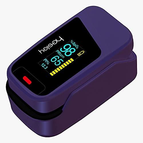 hesley finger pulse oximeter
