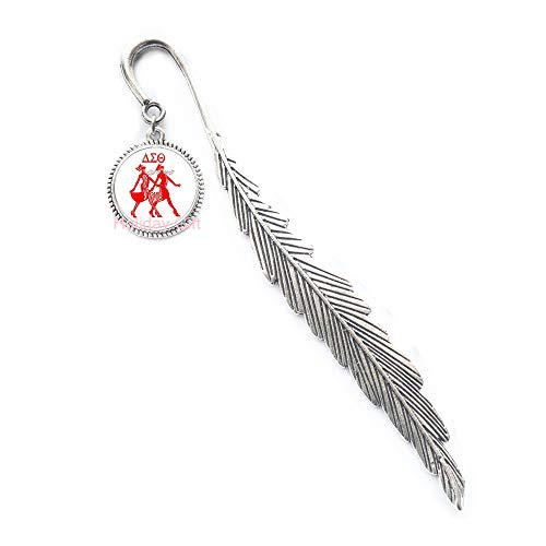 HOT Fashion Greek Greece Sorority Fraternity Organization Symbol Jewelry Glass Cabochon Bookmarker Women Bookmark.HTY-264