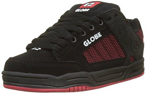 000 de para Skateboarding Tilt Globe Knit Black Zapatillas Multicolor Hombre Red 76xqpO