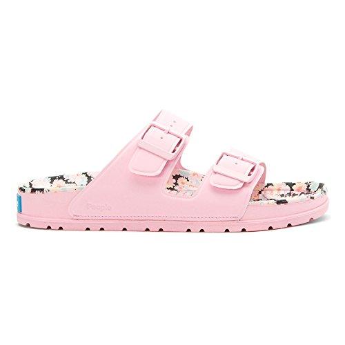 Footwear Purple M Orchid Unisex Pink Sundae Lennon W6 People M4 Multi Floral sandals zIqdHH6wn