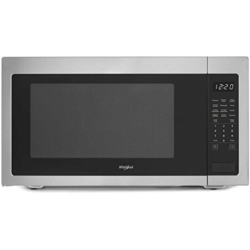 whirlpool microwave wmc50522as - 1