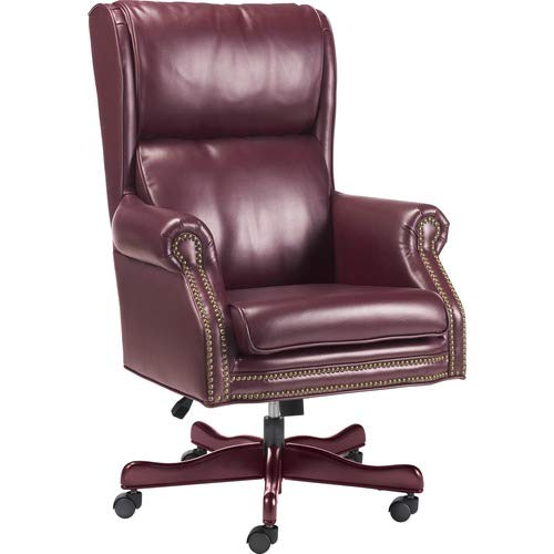 Lorell Swivel Executive Chair, 29 by 32