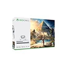 Xbox One S 500GB Console - Assassin's Creed: Origins Bundle - Bundle Edition