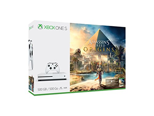 Xbox One S 500Gb Assassins Creed En Fr Es Us Ca K Hy