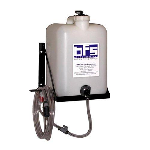 EZGO 607642 Battery Filling System Gravity Feed Tank, 5-Gallon Feed Tank