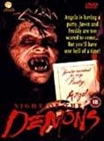 Night Of The Demons [DVD] by Cathy Podewell