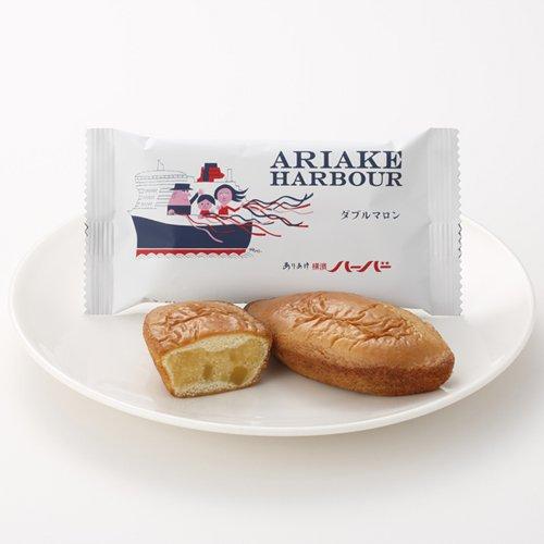 橫濱 HARBOUR'S MOON 有明和菓子