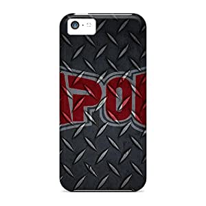 Hot New Tapout Cases Covers For Iphone 5c With Perfect Design
