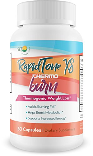 Rapid Energy System - Rapid Tone XS - Premier Diet Thermo Burn - Ketosis System - Clear The Way to Ketosis! - Burn Fat! - Lose Weight! - Boost Energy - Antioxidant - Premier Diet Keto - Gluten Free!