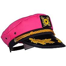 Captain Ford's Neon Captain Hat,
