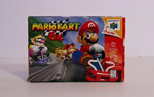 Buy mariokart 64 game