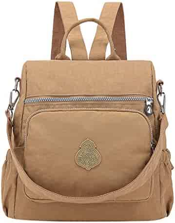 9f29ba3e73f7 Shopping Browns or Clear - Under $25 - Fabric - Fashion Backpacks ...