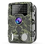 Trail Camera 1080P 12MP, VICTONY Game Camera with Motion Activated Night Vision, 120° Wide Angle Lens, IP65 Waterproof Wildlife Scouting Hunting Camera Review