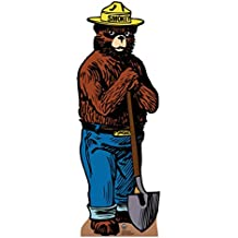 Smokey Bear - Advanced Graphics Life Size Cardboard Standup