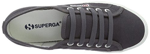 Adults' Superga Iron Cotu Top Low Unisex Sneakers 2950 Grey Grey wrSzqrt