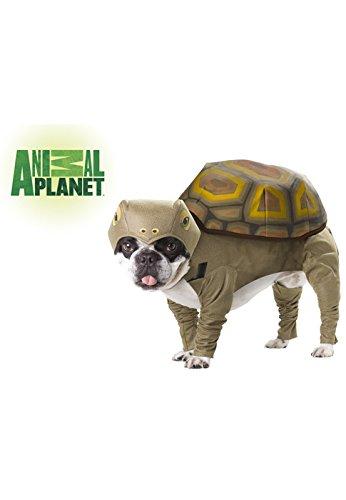Tortoise Dog Costumes (Animal Planet PET20102 Tortoise Dog Costume, X-Small)