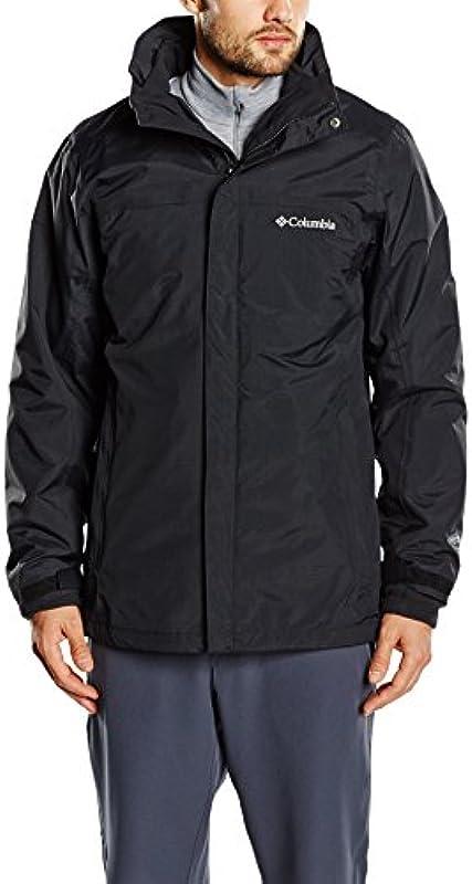 Columbia Mission Air podwÓjna kurtka dla mężczyzn: Odzież
