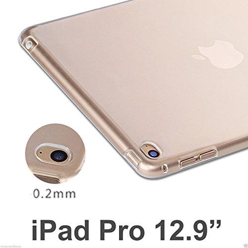 Bumper Silicone Skin (Quirkio - For Apple iPad Pro Tablet 12.9