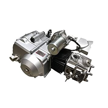 X-PRO 110cc ATVs Go Karts 4-stroke Engine Motor Auto Transmission Electric  Start for 50cc, 70cc,90cc,110cc ATVs and Go Karts Boulder B1, 3050C,