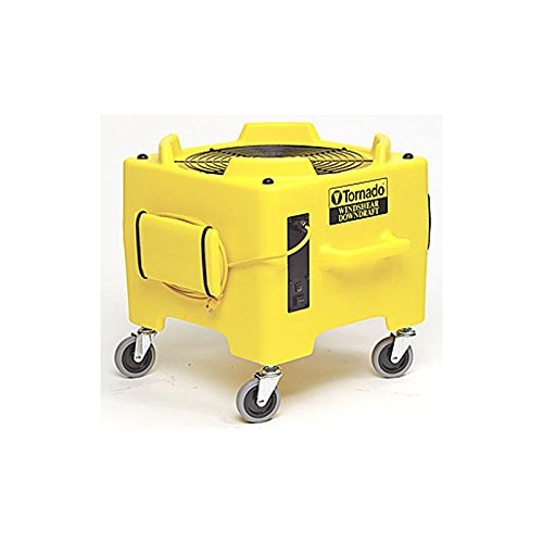Tornado Industries Tornado Windshear Downdraft Air Mover, 1 Each by Tornado Industries