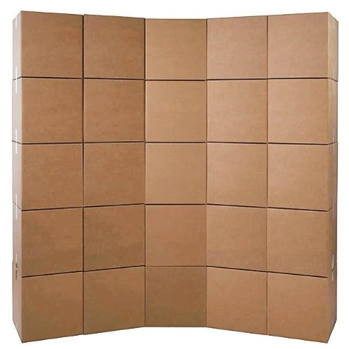 Small Moving Boxes - Bundle of 25 Boxes - Brand: Cheap Cheap Moving Boxes