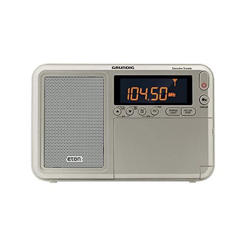Best Eton Executive Traveler AM/FM/Longwave/Shortwave Radio with Auto Tuning Storage