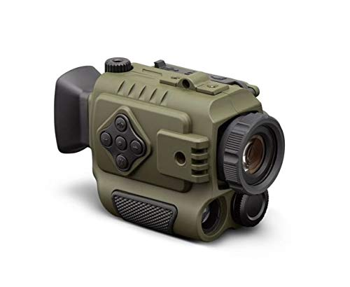 Konus Night Vision - KONUS KONUSPY-10 1x-5x Zoom Night Vision Monocular, Green, 1x-5x, 7931
