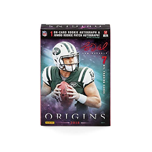 2018 Panini Origins NFL Football HOBBY box (7 cards)