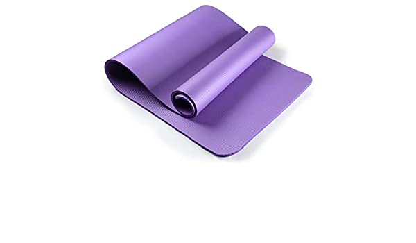 YUN-X Estera de Yoga 10 MM/Grueso/Ancho/Abdominales Camilla ...