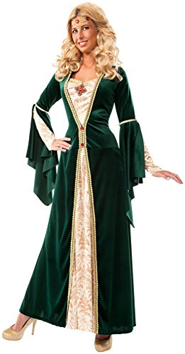 Rubie's Costume Co Women's King's Mistress Costume, Multi, Standard - Mistress Dress Costume